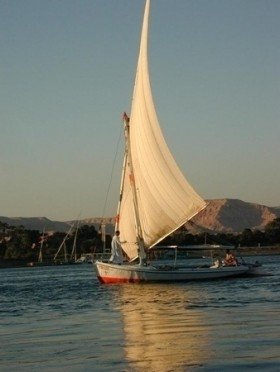 In felucca sul Nilo - Ve. Travel services