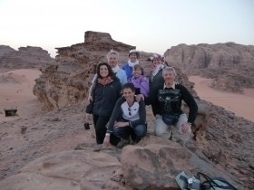 """..we had a wonderful time.."" Cinzia and the group - Ve travel services"