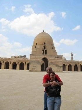 """A wonderful trip..."" Sandra and Riccardo - Ve travel services"