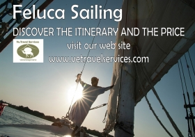 Felucca trip on the Nile - Ve travel services